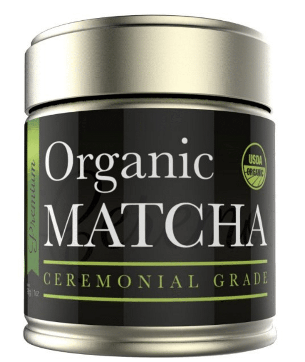 Kiss Me Organics Matcha Review
