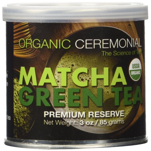 MatchaDNA Organic Ceremonial Green Tea Powder
