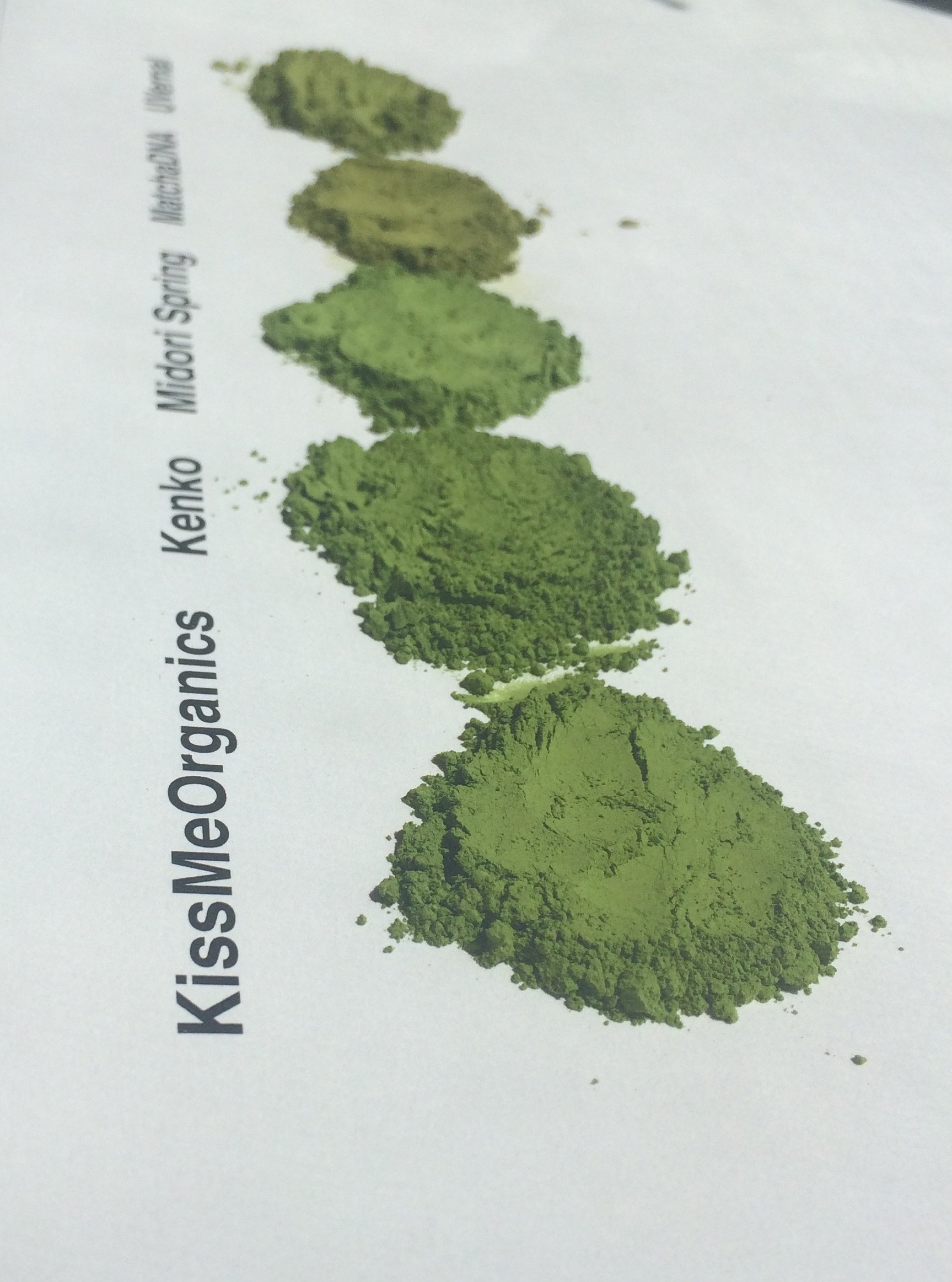 best quality matcha green teapowder