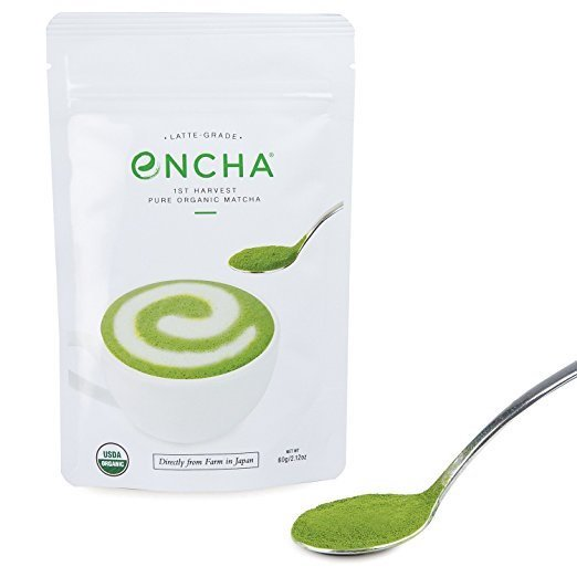 Encha Matcha Review