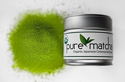 Pure Matcha Green Tea Powder