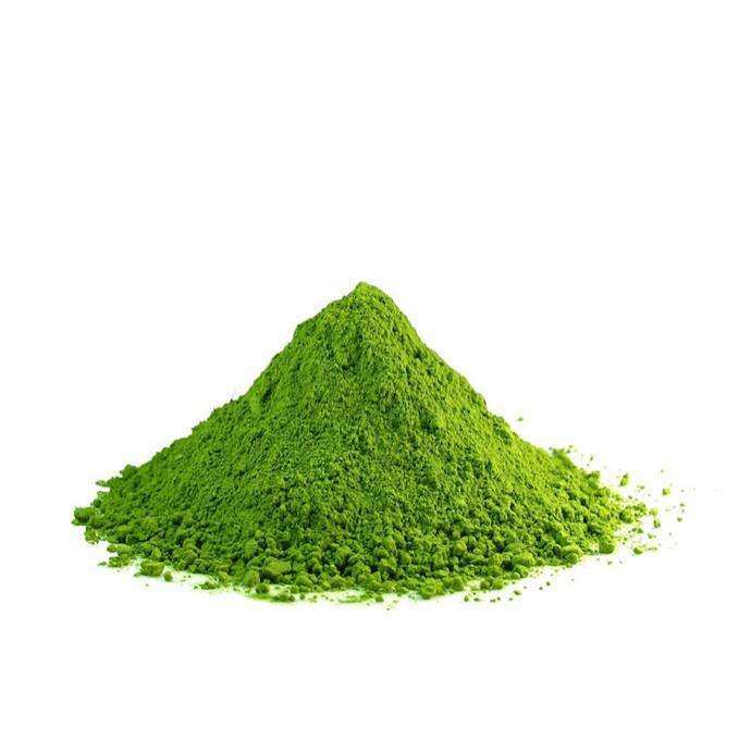 Jade Leaf Matcha Color and Grind