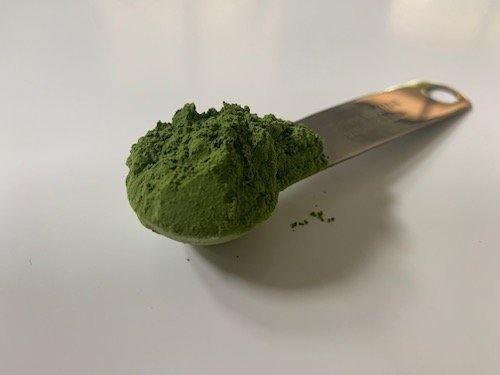 Tenzo Matcha Color and Grind